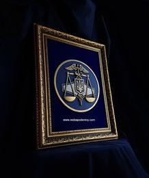 Державна  фiскальна служба України эмблема