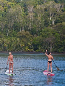Stand Up Paddle Boarding Dominical