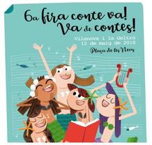 Revista infantil, Namaka, fires, conte