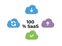 SaaS Digital Cloud numerisé Digitalisé