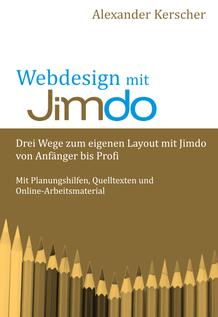 Webdesign mit Jimdo - eBook