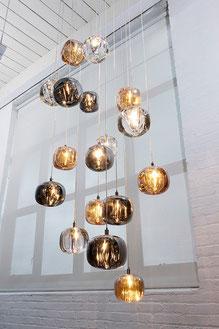 CUBIE Cluster von VISO Lighting