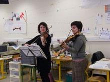Caroline DELAGE & Marie NEEL - 2011