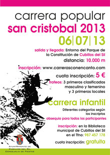 CARRERA POPULAR SAN CRISTOBAL