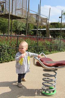 Paris Playground Tuileries
