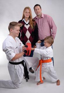 Empfehlungen Karateschule Gina Rauh Forster