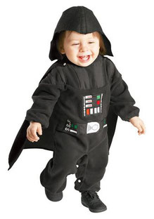 Star Wars Baby Kostüm Darth Vader