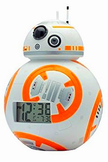 Star Wars Wecker BB-8