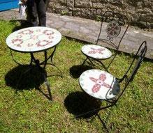 Mosaiktische & -stühle