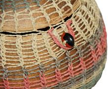 cartera con coco La Merced