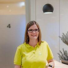 Margit Fenzl, medizinische Masseurin, Cranio Sacral Therapeutin