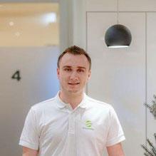 Inhaber Alexander Wundsam, staatlich geprüfter Physiotherapeut.