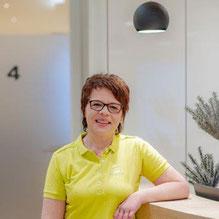 Elisabeth Heidenreich, Büroangestellte.