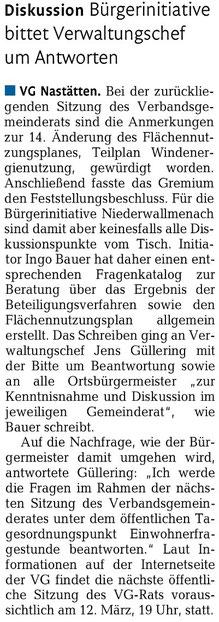 Rhein-Lahn-Zeitung v. 20.12.2014