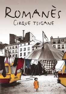 Cirque Romanès, cirque tsigane