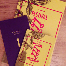Festival d'Avignon, préface, Olivier Py