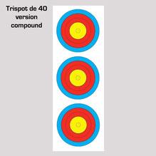 TRISPOT ARC A POULIES  (COMPOUND)