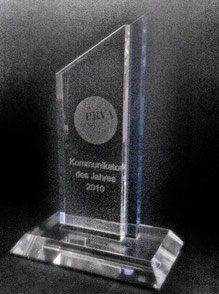 Communicator of the Year Award 2010, Austrian Public Relations Society