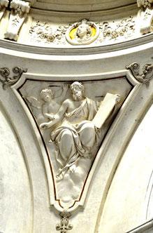 Saint-Matthieu: l'Ange