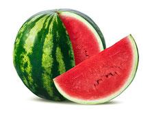 Rote Wassermelone mische deine eigenes Melonenliquid wie du es haben möchtest