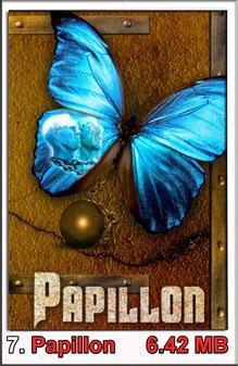 7 Papillon
