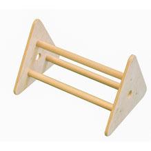 Balancier Edugym en bois pour jeux d'équilibre enfants. Matériel d'équilibre enfant à acheter pas cher. Promouvoir l'équilibre et la coordination des enfants avec ce matériel de jeu de qualité en bois.