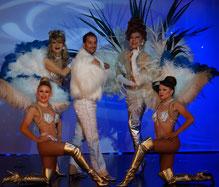 Somme Groupes - Agence de voyages - Groupes - Réceptif - Somme - Journée - Visite en groupe - Déjeuner - Repas - Cabaret - Cabaret le Ptit Baltar - Spectacle - Danse