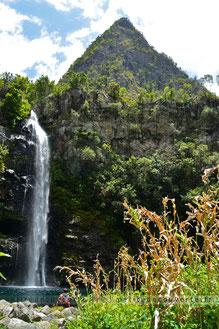 - Cascade de la Mariée - Grand Bassin - La Réunion -