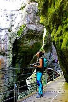 Gorges du Fiers, savoie, randonnée, Montagne, nature