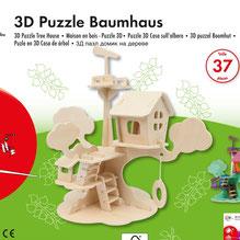3D Puzzle Baumhaus 8,49 €
