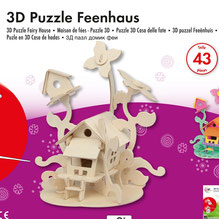 3D Puzzle Feenbaumhaus 8,49 €