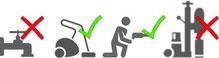 te gebruiken met water/nee met stofzuiging/ja uit de hand/ja met boorstatief/nee met klopfunctie/nee