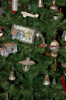 Weihnachtsschmuck 1. Weltkrieg