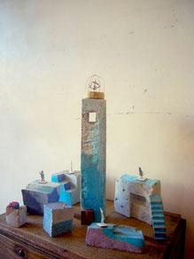 Fumee企画展「街と町」/2015