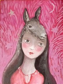 Peau d'âne, illustration de La Fée d'Ombre