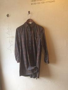 ロングシャツ 9800