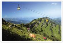 Ferienappartement Kessl, Allgäu, Oberstaufen Steibis, Seilbahn, Bergbahn