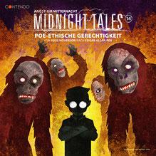 Cover Midnight Tales - Poe-ethische Gerechtigkeit
