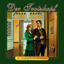 CD Cover Der Trotzkopf - Folge 1