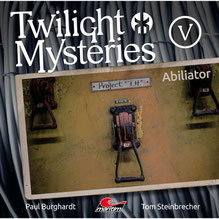CD Cover Twilight Mysteries Abiliator