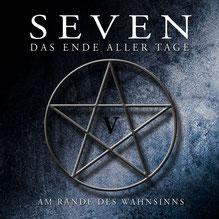 CD Cover SEVEN - Folge 5 - Am Rande des Wahnsinns