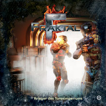 CD Cover Fraktal Folge 11