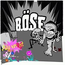 CD Cover B.Ö.S.E.