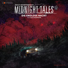 Cover Midnight Tales - 6 - Die endlose Nacht