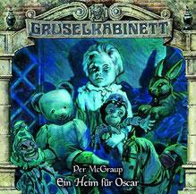 CD Cover Gruselkabinett Folge 169