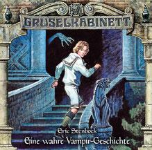 CD Cover Gruselkabinett Folge 170