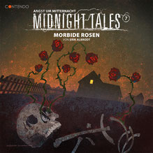 Cover Midnight Tales - 7 - Morbide Rosen