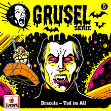CD Cover Dracula - Tod im All