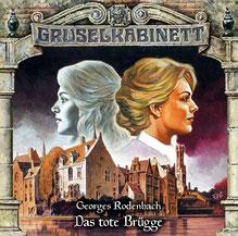 CD Cover Gruselkabinett Folge 168