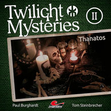 CD Cover Twilight Mysteries 2